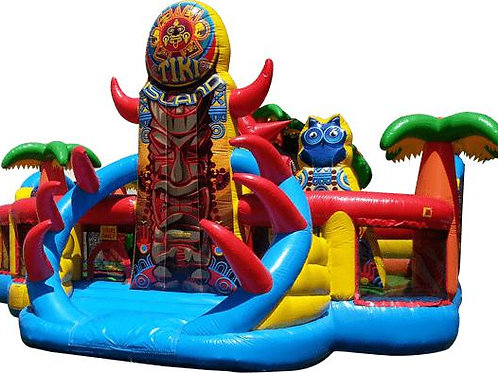 Adventure Island (Obstacle Course)