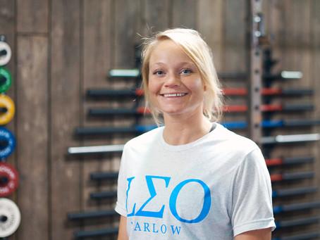 Leo Gym Workout Week 28th 'Fran'uary CrossFit Marlow