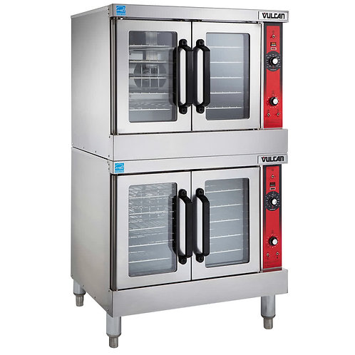 Vulcan Double Deck Gas Convection Oven