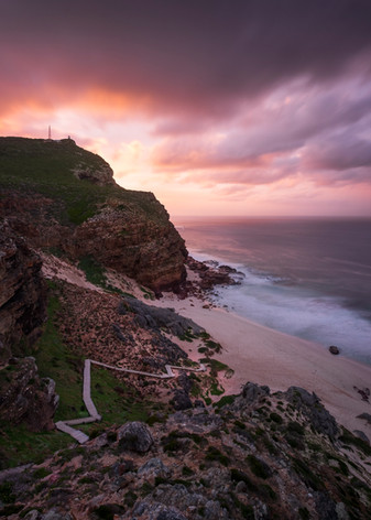 Cape Point Sunrise 1.