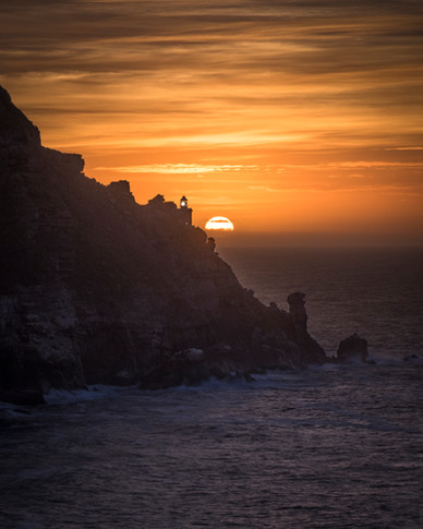 Cape Point Sunrise 3.