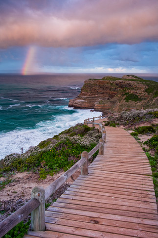 Cape Point Rainbow 2.