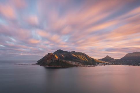 Hout Bay Sunrise 1.