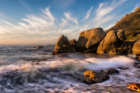 Cape Peninsula Seascape 1.