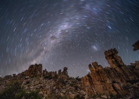Cederberg Star Trail 1.