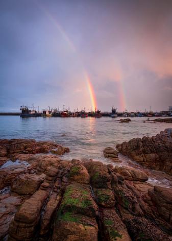 Kalk Bay Rainbow 1.