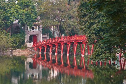 Ngoc Son Temple: Hanoi