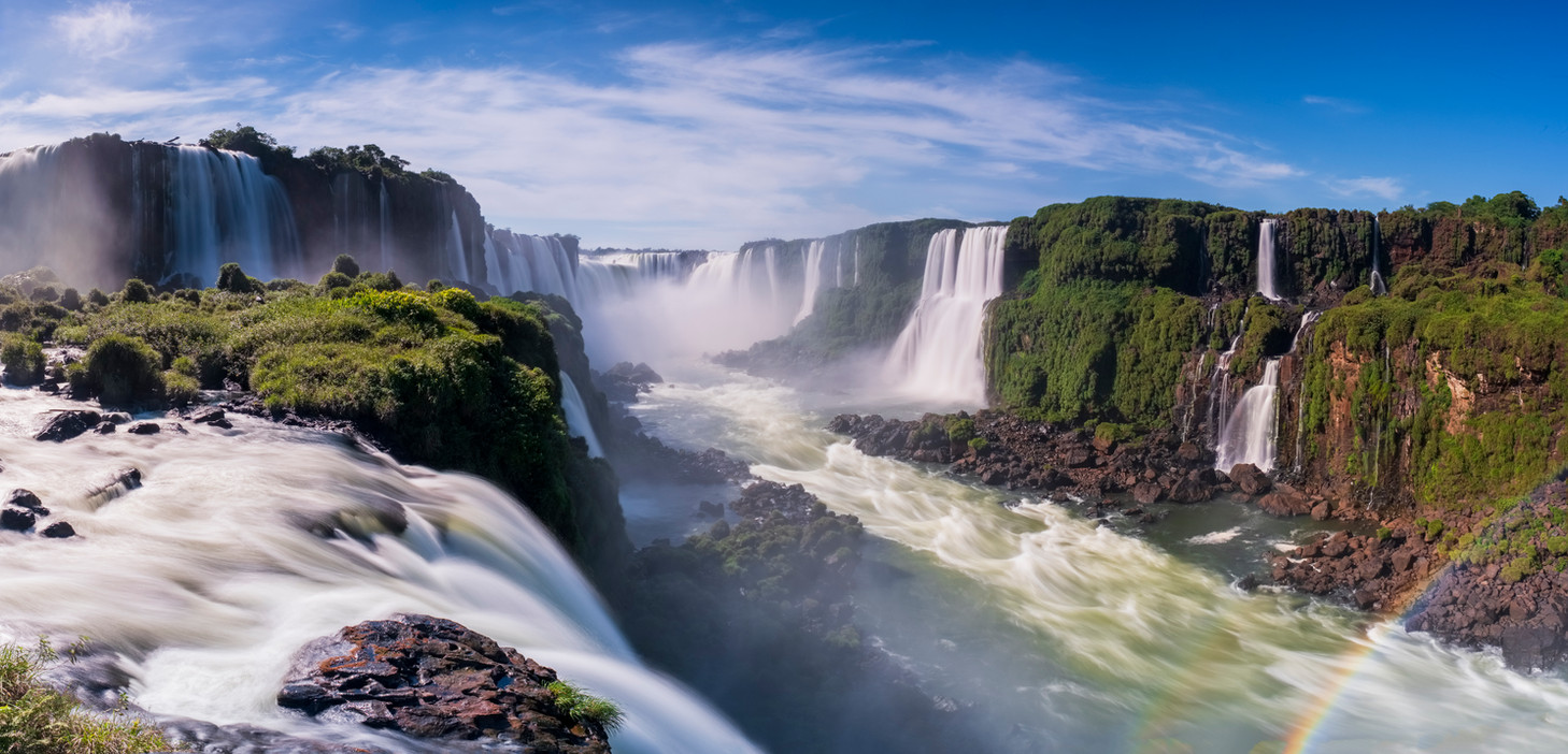 Iguazu Fall Panoramic