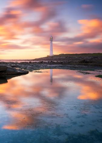 Slangkop Lighthouse Reflections 2.