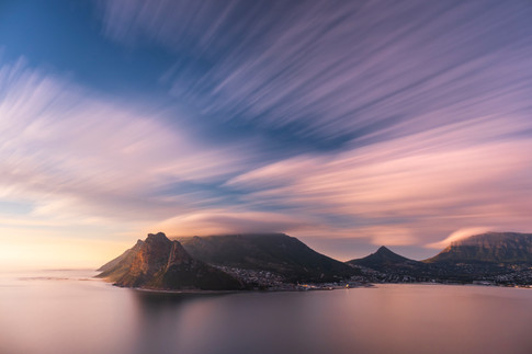 Hout Bay Sunset 1.