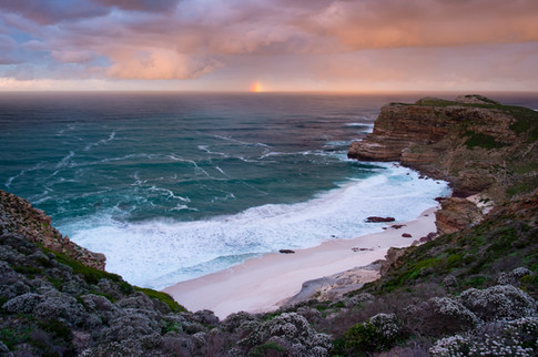 Cape Point Rainbow 1.