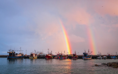 Kalk Bay Rainbow 2.