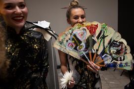 Unqiue Fashion Art Show