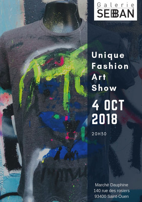 Unique Fashion Art Show