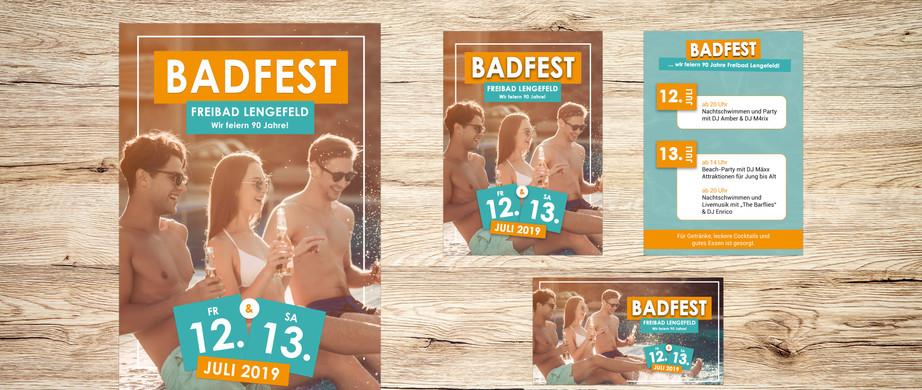 Badfest Lengefeld