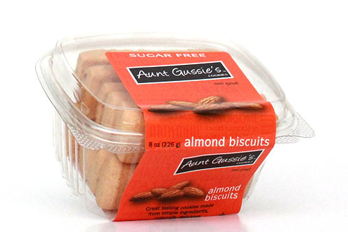 Sugar Free Almond Biscuits