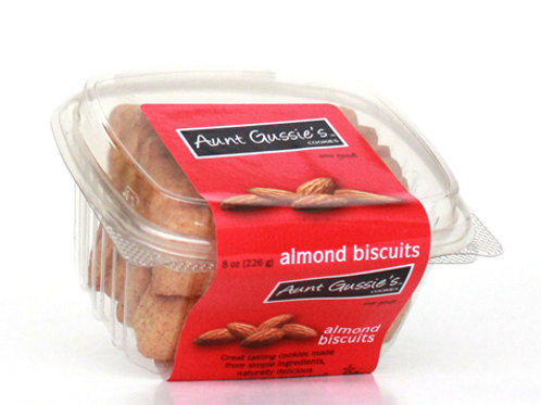 Classic Almond Biscuits