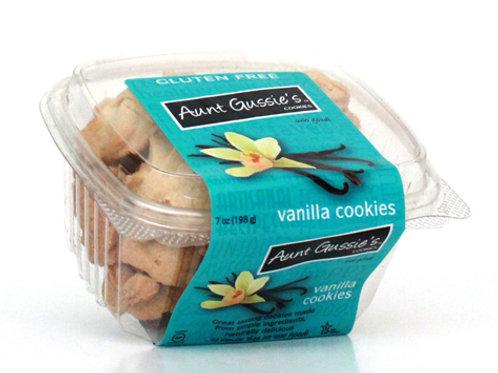 Gluten Free Vanilla Cookies