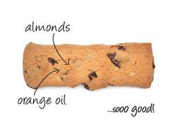 nsa cranberry orange almond biscuit