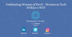 EVENT - IWD 2020 - Celebrating Women in Tech