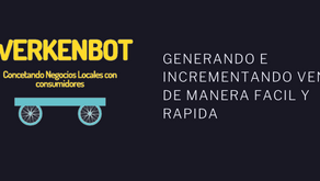 INNOVATION - Winners - WerkenBot - Startup weekend/TechStars Chile - Solutions for COVID-19