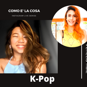 IGTV Show - K-Pop Culture And Covers - Como e' la cosa Series