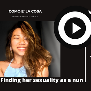 IGTV Show - Discovering her sexuality on her journey to become a nun - Como e' la cosa Series