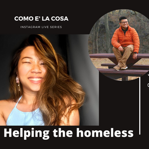 IGTV Show - Owning his life after a traumatic childhood - Como e' la cosa Series
