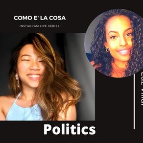 IGTV Show - Overcoming the Afro-Latina stereotypes - Como e' la cosa Series