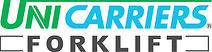 Marca unicarriers, montacargas