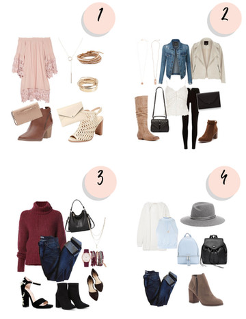 8 Valentine's Day Outfits Inspo | What's Your Style?