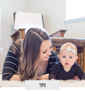 3 Quick Tips for Moms To Be in the Picture