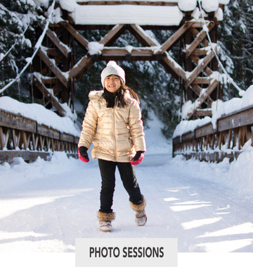 How to Stay Warm in Cold Weather During your Photo Session