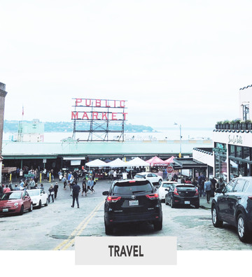 Coffee, Wine, and Dine in Pike Place Market Seattle, WA