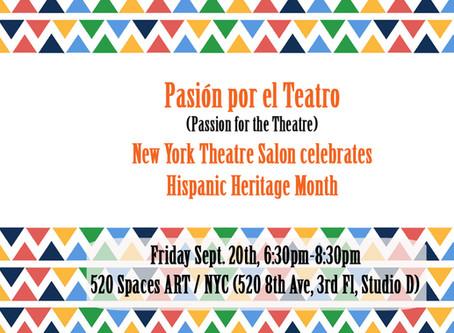 Pasión por el Teatro (Passion for the Theatre)