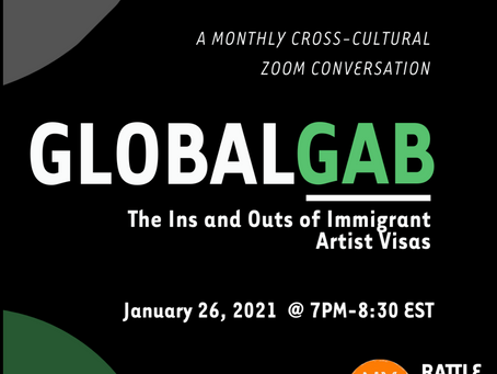 Global Gab : The Ins and Outs of Immigrant Artist Visas