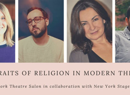 Portraits of Religion in Modern Theatre