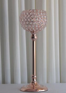 gold tealight holder cp