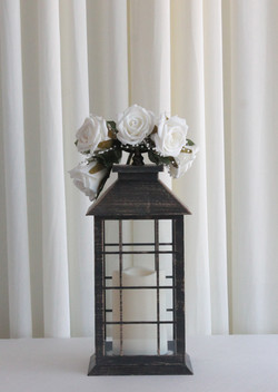 brown candle holder cp