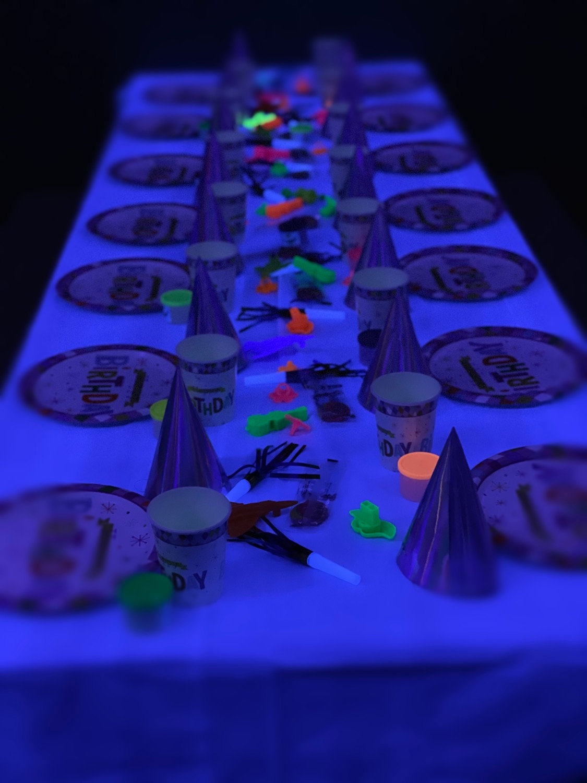 Cosmic Plus Party