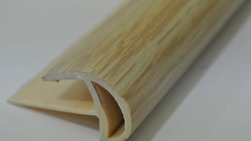 Bullnose (For 8mm panel) Almond
