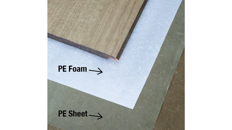 PE Foam - 2mm thick