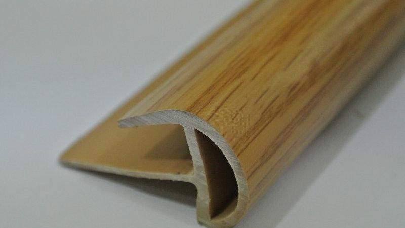 Bullnose (For 8mm panel) Oak