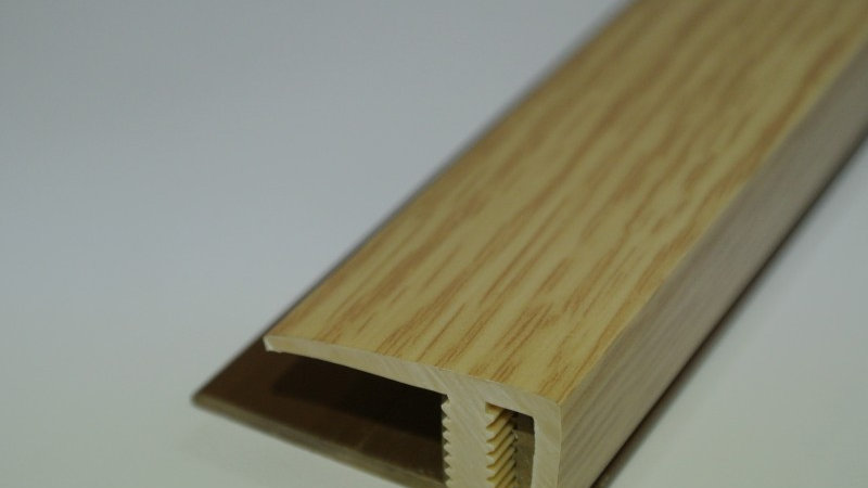 End (For 12mm panel) Almond