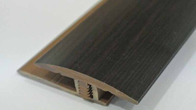 Transition (For 8mm panel) African Wenge