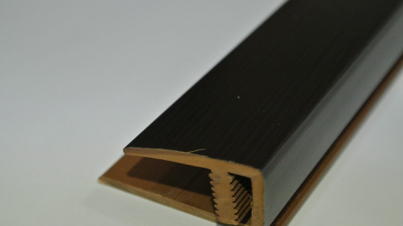 End (For 12mm panel) African Wenge