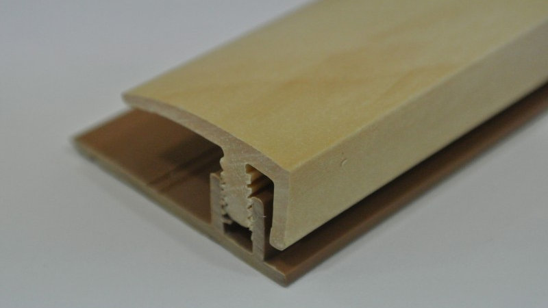 End (For 8mm panel) Maple