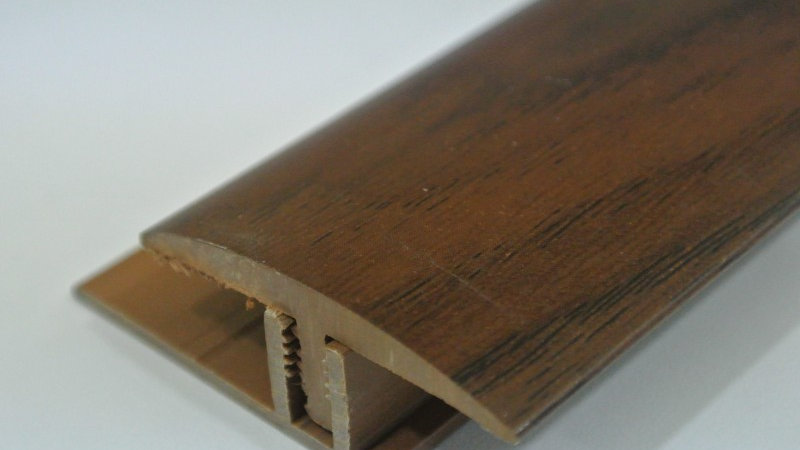 Transition (For 12mm panel) Mahogany