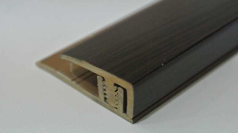End (For 8mm panel) Afican Wenge