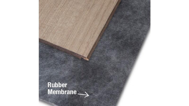 Rubber Membrane - 2.5mm Thick
